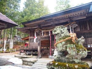 甲斐駒ケ岳神社